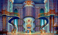 Belle's Library~Book-Dragon